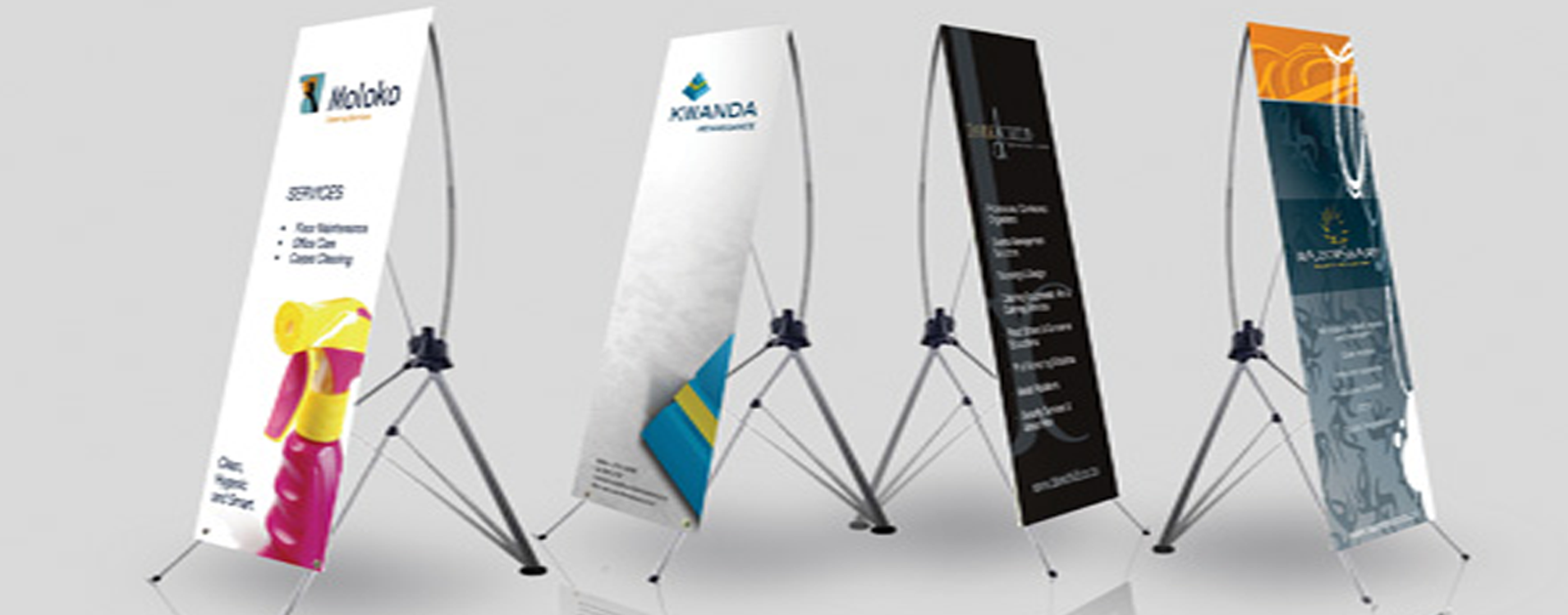 X Banner Stand Etiler X Banner Stand